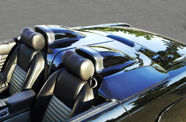 Thunderbird Roadster Style Tonneau Cover 2002 2005
