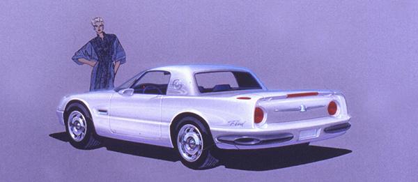 2014 Thunderbird Concept.html | Autos Weblog