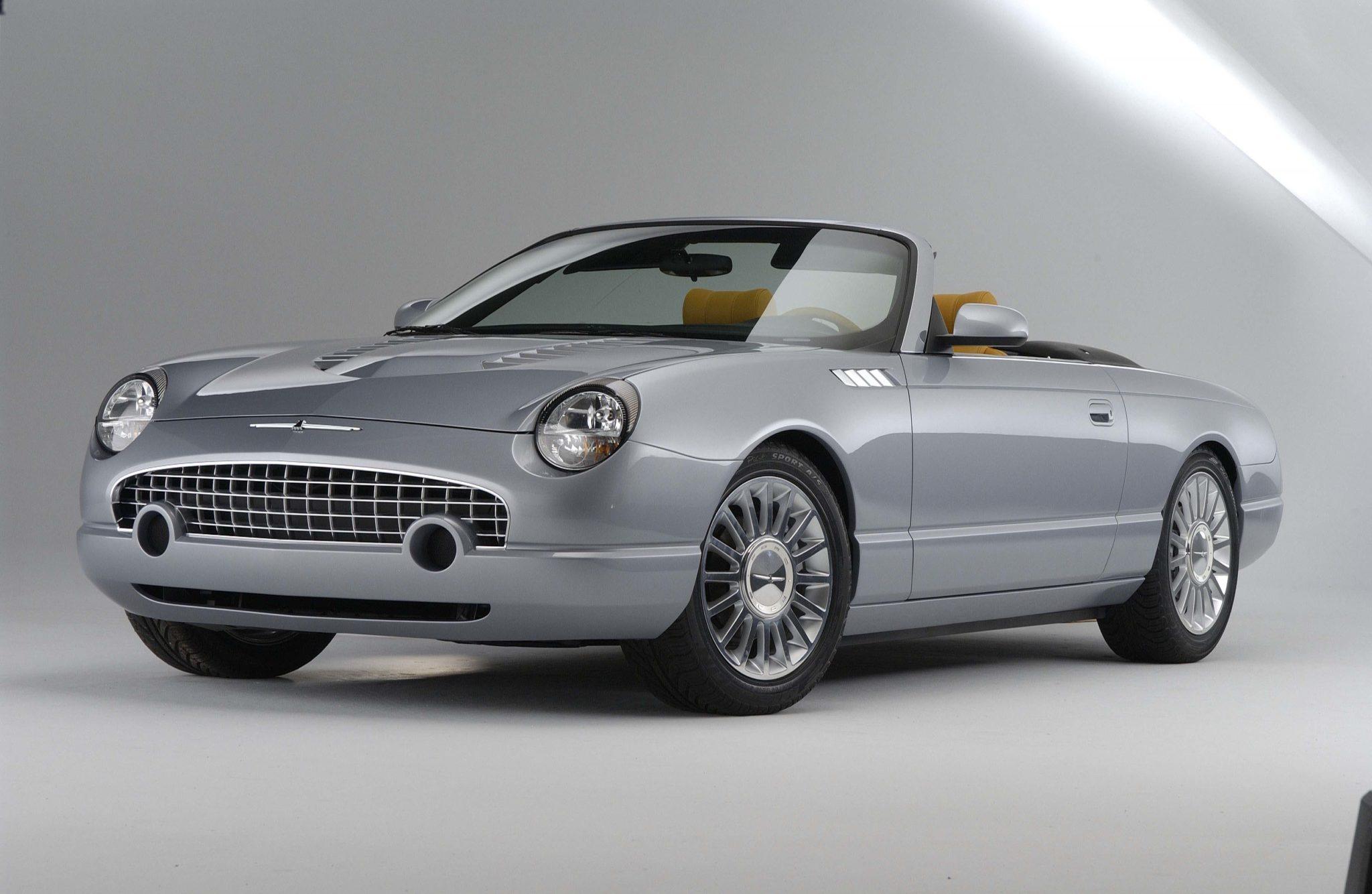 Fastest Car In The World 2015 >> 2003 Ford Thunderbird Supercharged Concept Car