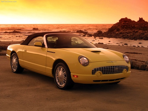 Aftermarket Accessories For The 2002 2005 Thunderbird