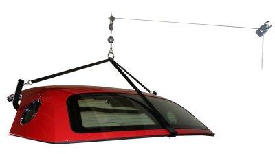 2002 2005 Thunderbird Hard Top Hoist